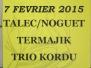 Fest noz  du 7 février 2015